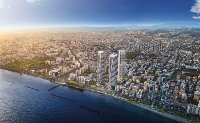 Trilogy development in Cyprus